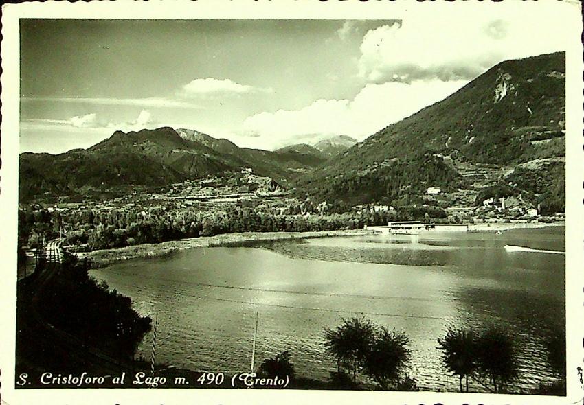 S. Cristoforo al Lago m. 490 (Trento).