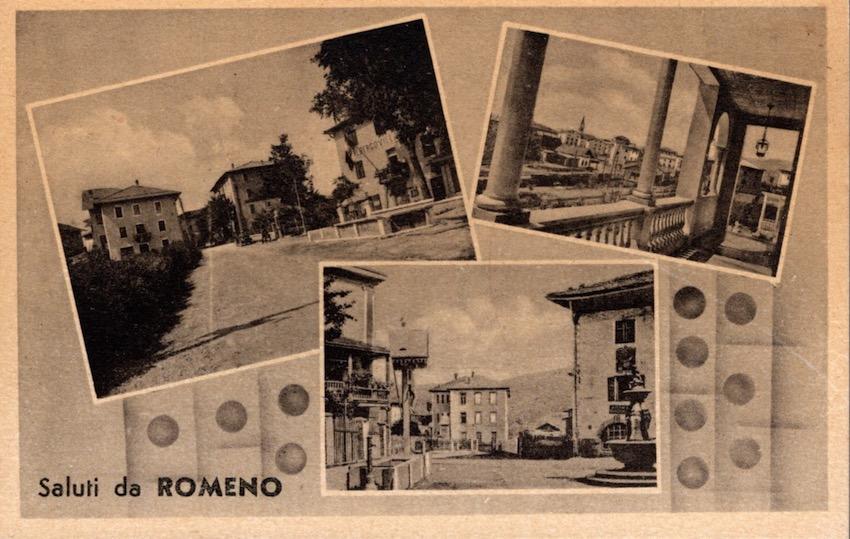 Saluti da Romeno.