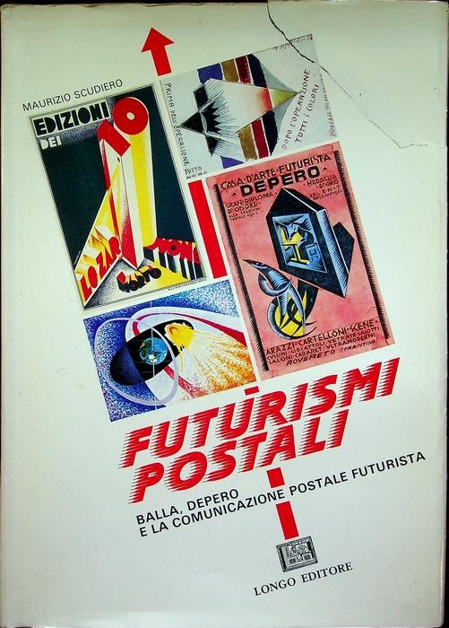 Futurismi postali: Balla, Depero e la comunicazione postale futurista.