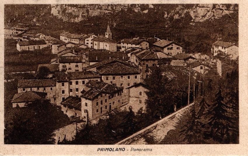 Primolano - Panorama.