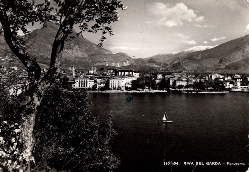 Riva del Garda - Panorama.