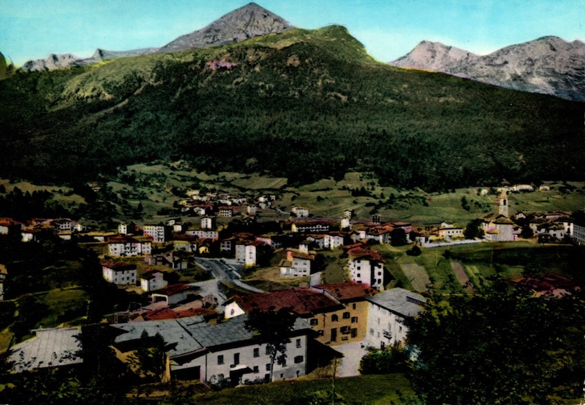 Andalo m. 1070 - Dolomiti di Brenta.