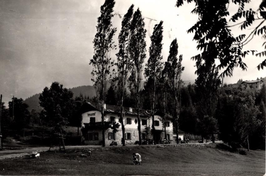 Rifugio Sosat - Candriai, Bondone (Trento).