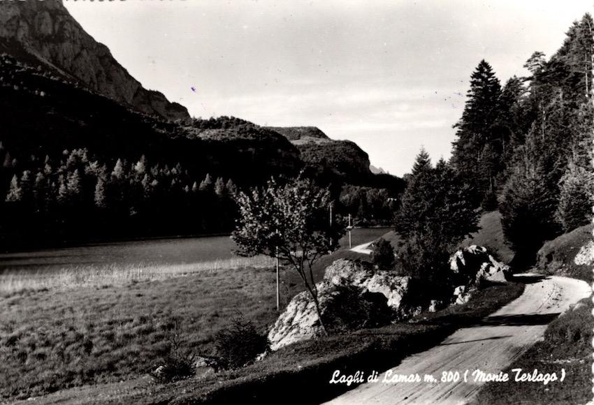 Laghi di Lamar m. 800 (Monte Terlago).