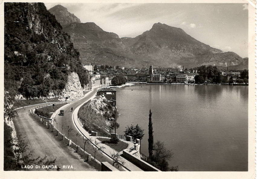 Lago di Garda, Riva.