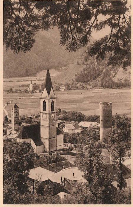 Malles m. 1045 - Val Venosta.