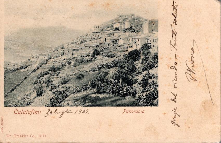 Calatafimi - Panorama.
