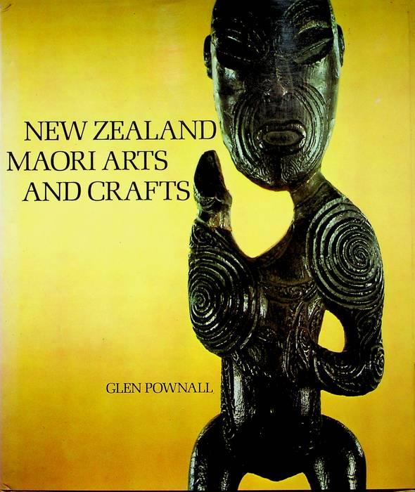 New Zealand Maori arts and crafts.
