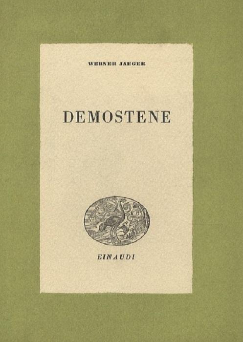 Demostene.