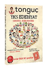 YKS-AYT Edebiyat Sanatçı Eser Posteri