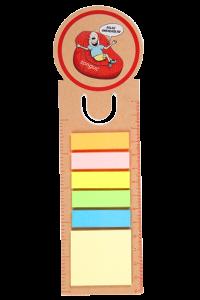 Tonguç Geri Dönüşümlü Ayraçlı Sticker Seti