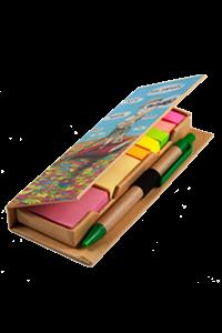 Tonguç Geri Dönüşümlü Sticker Seti