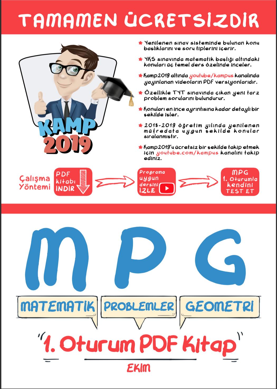 Kamp 2019 - EKİM - MPG