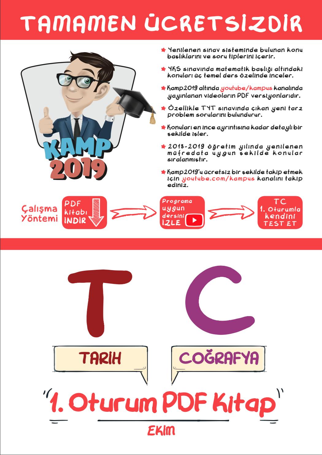 Kamp 2019 - EKİM - ETC