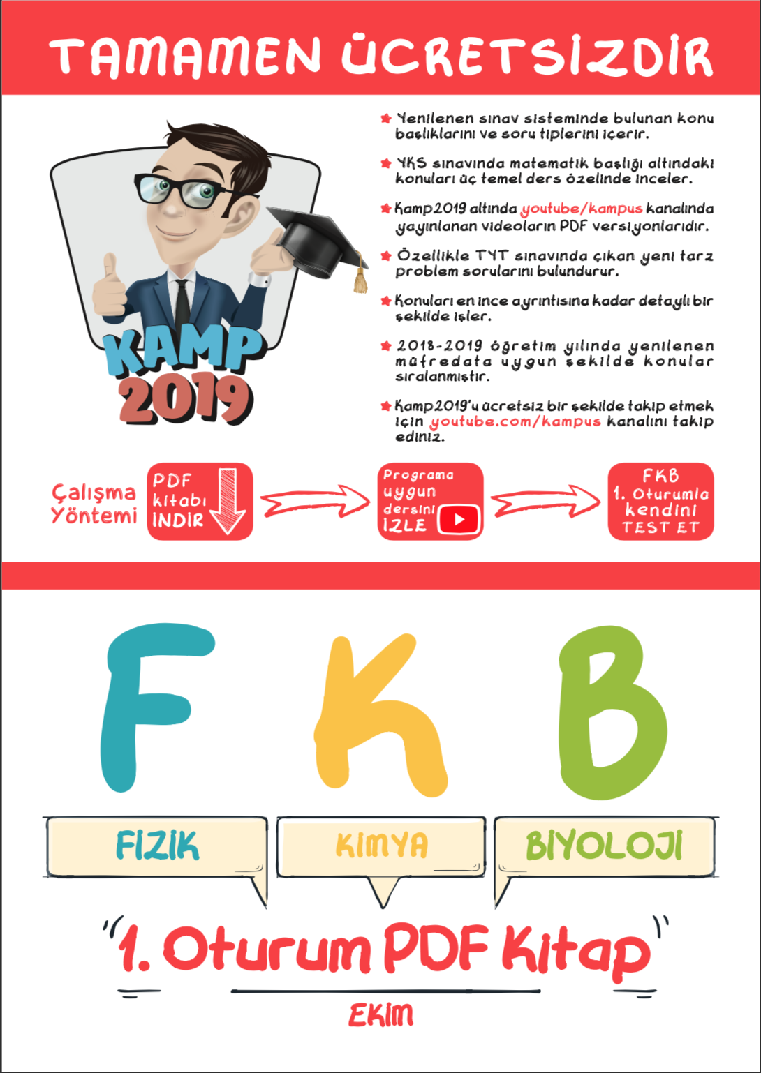 Kamp 2019 - EKİM - FKB