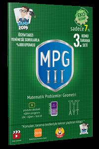 KAMP2019 MPG3 (Konu Tarama Testi)
