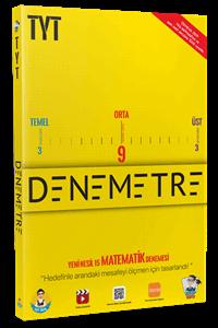 TYT DENEMETRE Yeni Nesil 15 Matematik Denemesi