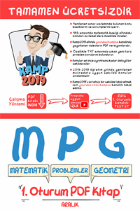 Kamp 2019 - ARALIK - MPG