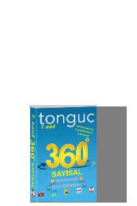 7. Sınıf 360 Soru Bankası Sayısal (Cep Kitabı)