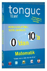 0'dan 10'a Matematik Konu Anlatımlı Soru Bankası