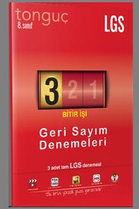 LGS Geri Sayım Denemeleri 3