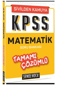 KPSS Matematik Tamamı Çözümlü Soru Bankası