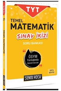 TYT Temel Matematik Soru Bankası (Sınav İkizi)