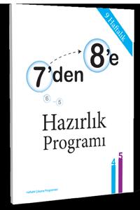 7'den 8'e Hazırlık Programı