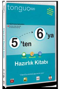 5'ten 6'ya Hazırlık Kitabı