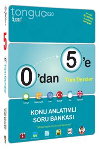 0'dan 5'e Konu Anlatımlı Soru Bankası