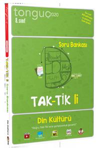 8. Sınıf Din Kültürü ve Ahlak Bilgisi Taktikli Soru Bankası