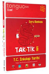 8. Sınıf T.C. İnkılap Tarihi ve Atatürkçülük Taktikli Soru Bankası
