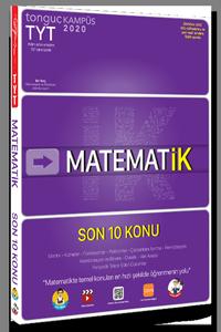 TYT MatematİK Son 10 Konu Soru Bankası