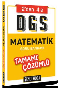 DGS Matematik Tamamı Çözümlü Soru Bankası