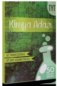 TYT Kimya Adası 50 Deneme Sınavı