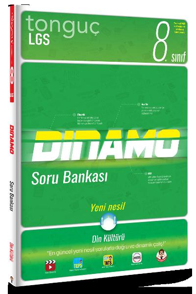 8. Sınıf Din Kültürü Dinamo Soru Bankası Tonguç Akademi