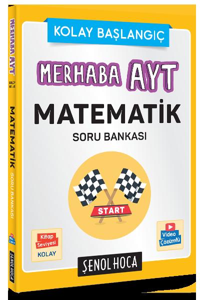 Merhaba AYT Matematik Soru Bankası Tonguç Akademi