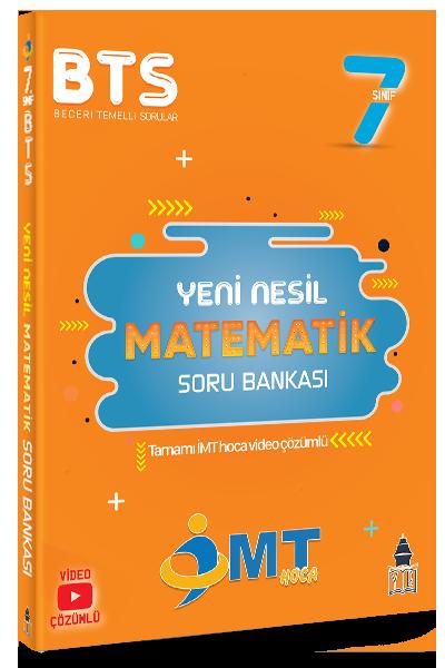 7. Sınıf İMT Matematik Yeni Nesil Soru Bankası Tonguç Akademi