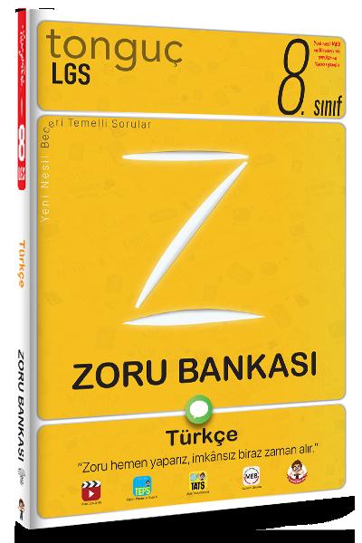 8. Sınıf Türkçe Zoru Bankası Tonguç Akademi