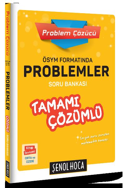 ÖSYM Formatında Problemler Tamamı Çözümlü Soru Bankası Tonguç Akademi