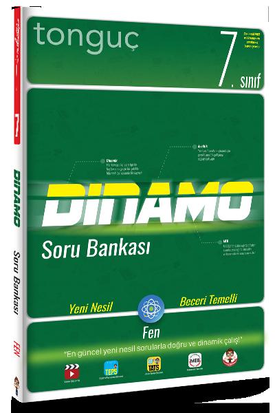 7. Sınıf Dinamo Fen Bilimleri Soru Bankası Tonguç Akademi