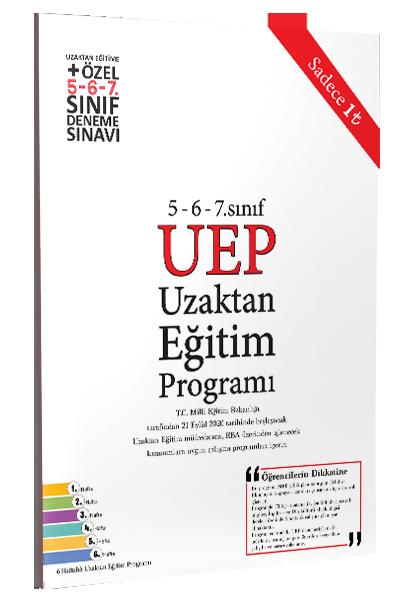 5,6,7. Sınıf Uzaktan Eğitim Programı Tonguç Akademi