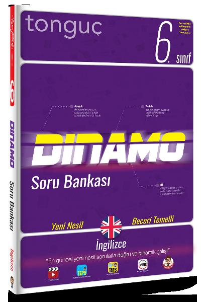 6. Sınıf Dinamo İngilizce Soru Bankası Tonguç Akademi