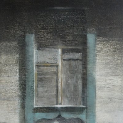 The window of the old house