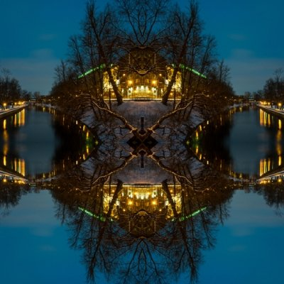 """""""Minsk"""" from the project """"City Kaleidoscopes"""""""