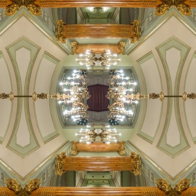 """""""Budapest"""" from the project """"City Kaleidoscopes"""""""