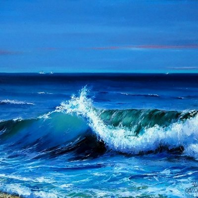 """""""One Wave Life"""""""