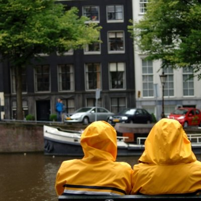 Two in Amsterdam