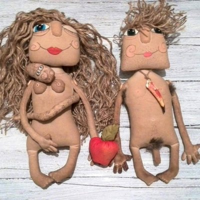 Adam and Eve remake