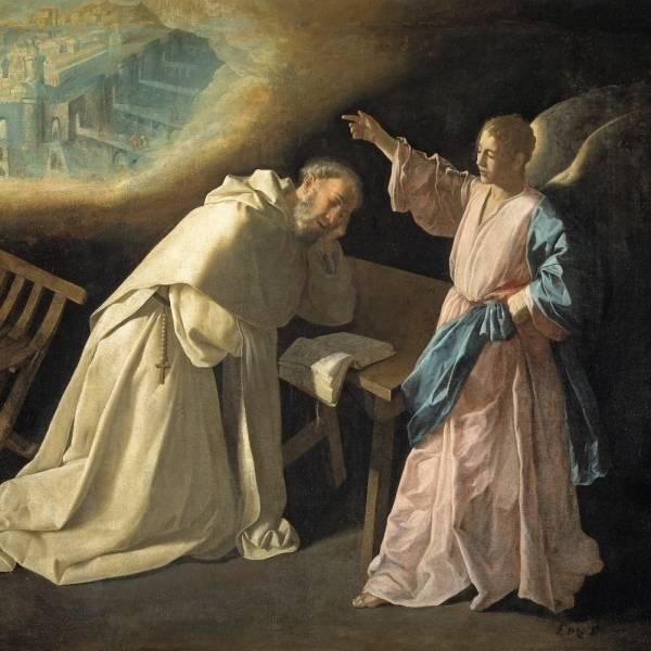 Vision of Saint Peter Nolasco
